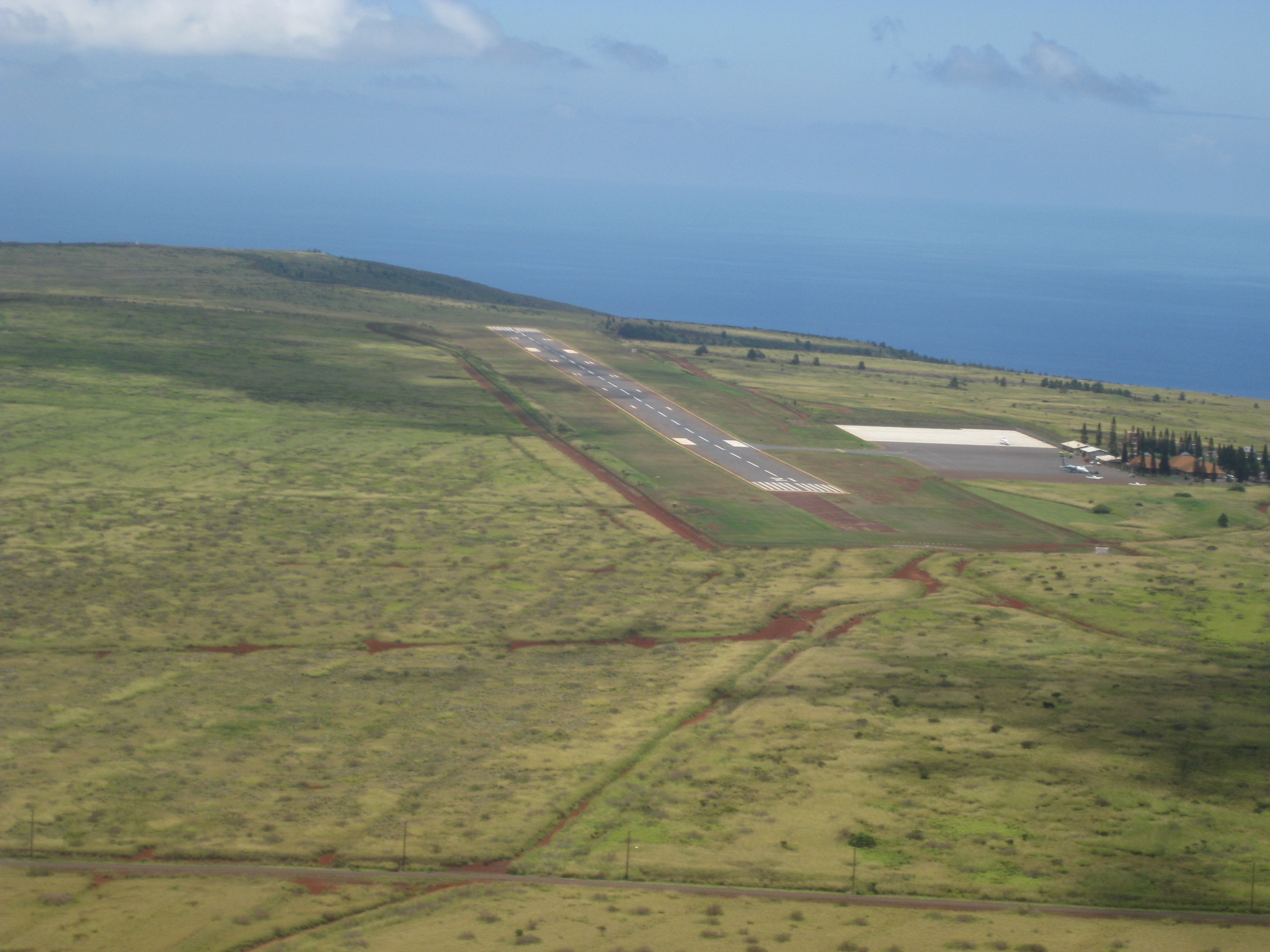 Landing At Lanai Airport Skyvector