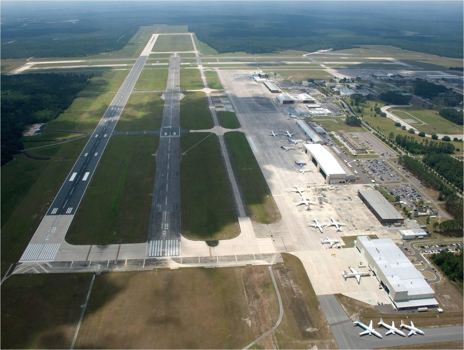 VQQ - Cecil Airport | SkyVector