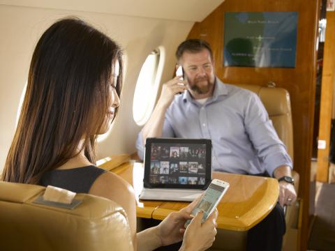 Banyan Avionics offers Wi-Fi connectivity for your aircraft.