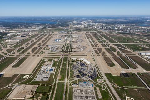 DFW Airport, Dallas Fort Worth International Airport
