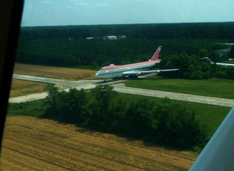 MEB - Laurinburg-Maxton Airport (33041)