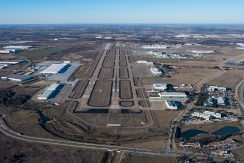Fort Worth Alliance Airport, KAFW, AllianceTexas,
