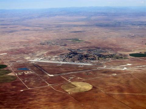 Homestead Air Force Base, Idaho
