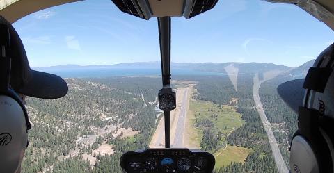 Lake Tahoe Airport South Lake Tahoe