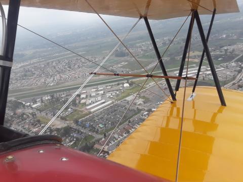 Barnstormers Biplane Rides