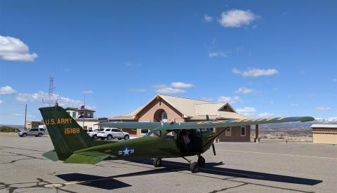 Hopkins Field Terminal