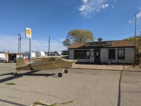 Lone Pine, CA Airport