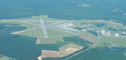 Whiting South 23 Approach