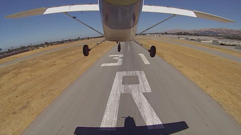 Final Approach at KRHV Runway 31R