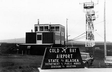 Cold Bay Airport 1972