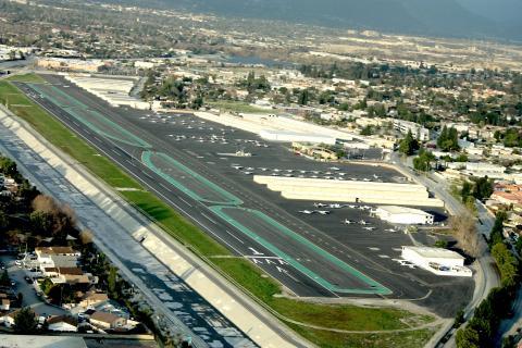 El Monte Airport
