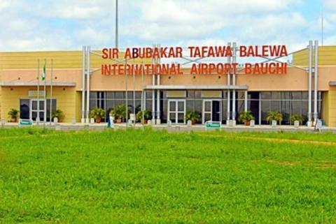 SATBIA Terminal Building