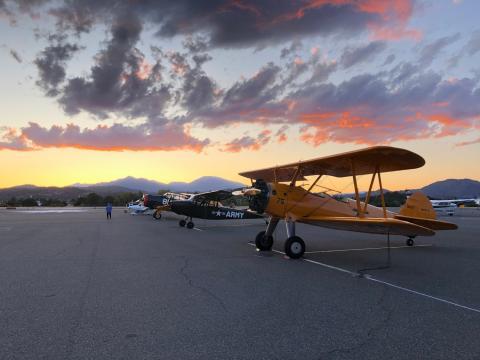 Benton Airshow