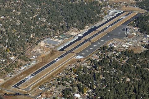 Big Bear City Airport - Big Bear City, CA - USA (L35)