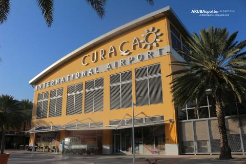 Hato Airport Curaçao - Departure Area