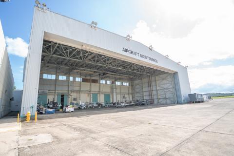 Arlet Aviation, TJRV airport