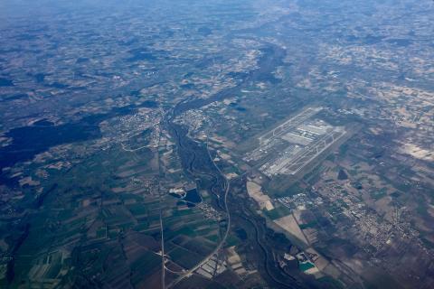 EDDM airport overview