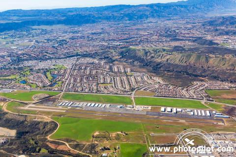 French Valley Airport - F70 - Mark Holtzman - West Coast Aerial Photography, Inc.