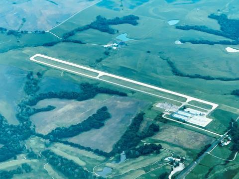 Jesse Viertel Memorial Airport