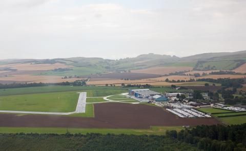 Perth Airport Runway 09