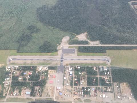 Tok Airport