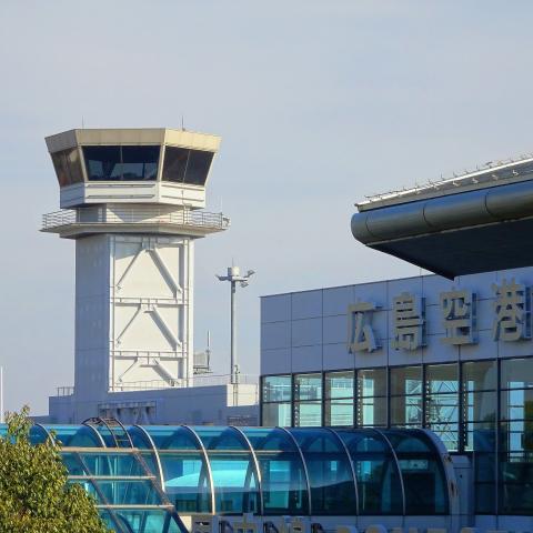 HiJ RJOA 広島空港 Hiroshimaairport