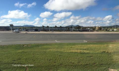 Windhoek Airport Hosea Kutako Int.