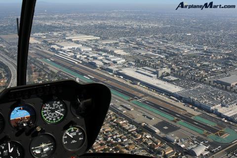 Jack Northrop Field/Hawthorne Municipal Airport - Hawthorne, CA - USA (HHR / KHHR)