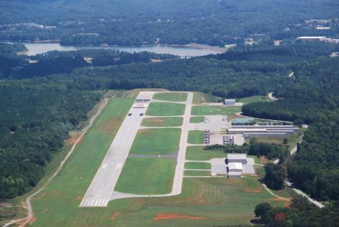 Clemson SC Airport