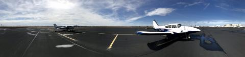 KCPT - Cleburne Regional Airport Ramp