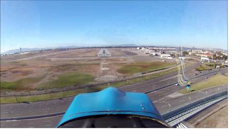 Oakland North Field Rwy 28R