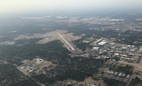 KRBD - Dallas Executive Airport
