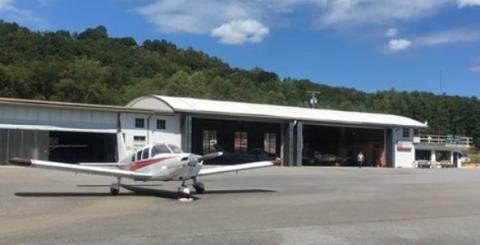 Western Carolina Regional Airport Hangar