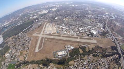 KWVI Watsonville Airport