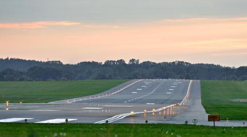 Lodz-Lublinek Runway