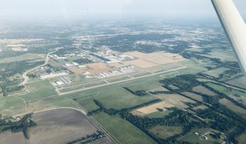 KTKI - Mckinney National Airport