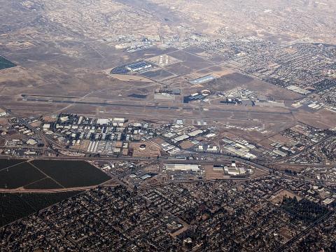 Meadows Field Airport KBFL