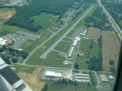 N94 - Carlisle Airport (26102)