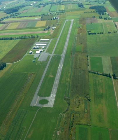 RVL - Mifflin County Airport