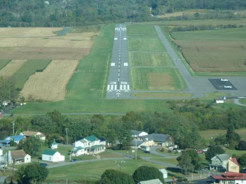 SEG - Penn Valley Airport