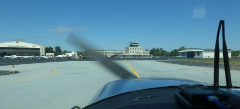 CXY - Capital City Airport