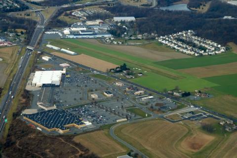O03 - Morgantown Airport (35007)