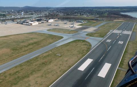 MDT - Harrisburg International Airport (30643)