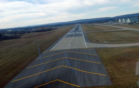Eastern Wv Regional/Shepherd Field Airport