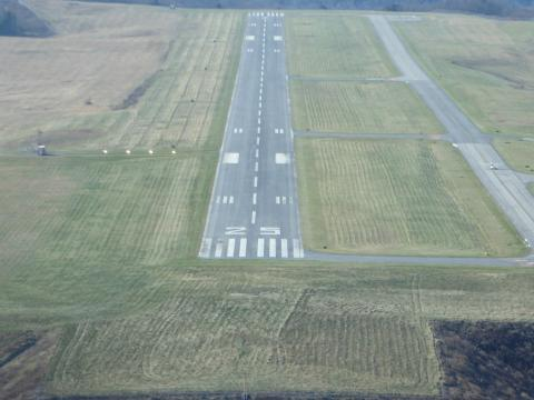 DUJ - Dubois Regional Airport