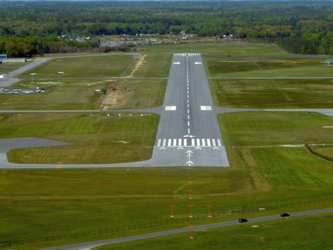 GED - Delaware Coastal Airport