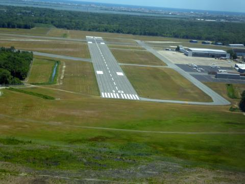 Cape May Airport, NJ