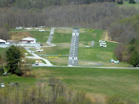 Runway 32 Clearview