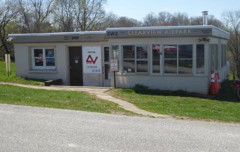 Pilot shop on Clearview