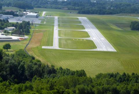 Runway 16 Carroll County